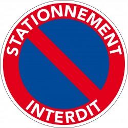 Panneaux stationnement interdit panneaux interdiction de for Panneau d interdiction de stationner devant un garage