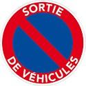 Panneaux interdiction de stationner